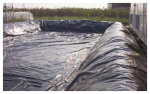 Acupuncture Composite Geomembrane (PVC, PE) with High Strength pictures & photos
