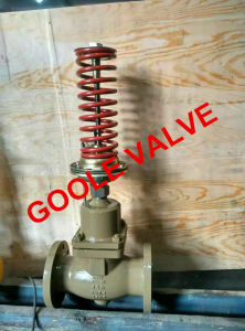 Self Operated Pressure Regulating Valve (GAV230/GAV231) pictures & photos