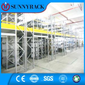 Selective Warehouse Storage Solution Rack Steel Mezzanine Floor pictures & photos