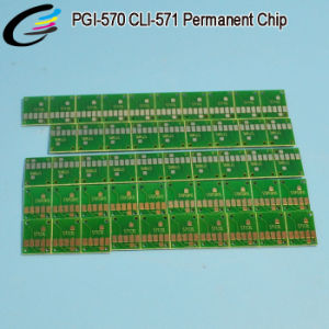 Manufacturer Supply Auto Reset Chip for Canon Pgi-570 Cl-571 Arc Chips pictures & photos