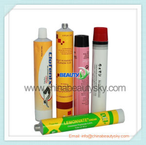 Phamarceutical Ointment Aluminum Tube From 13.5mm to 35mm pictures & photos