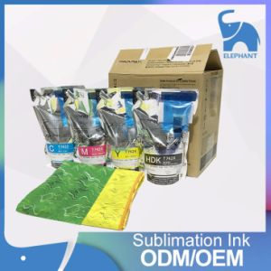 Vivd 4 Color Dye Sublimation Ink for Epson pictures & photos