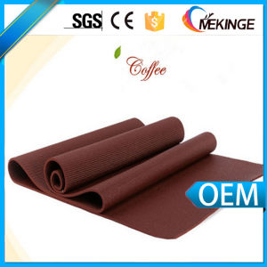 Modern Tasteless Custom Thick PVC Yoga Mat pictures & photos