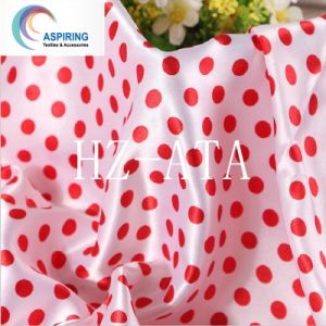75D*150d Polyester Satin Fabric for Lining pictures & photos