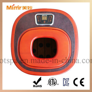 Luxuries Far-Infrared Dry Foot Bath Health SPA Foot Sauna Therapy pictures & photos
