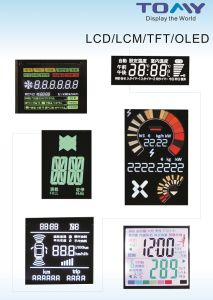 Various Types of Stn/FSTN/TFT/LCM Display Screen pictures & photos
