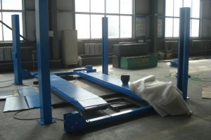 AA4c 4 Post Car Parking Lift (AA-4P35) pictures & photos