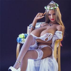 156cm Big Huge Breast Real Adult Sex Dolls Metal Skeleton pictures & photos