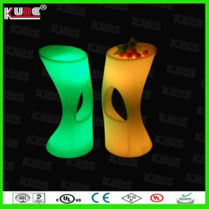 LED Party Rental Furniture LED Plastic Furniture Bar Furniture LED pictures & photos