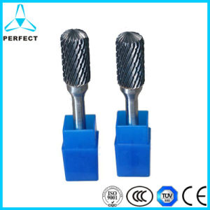 Cylinder Ball Nose Tungsten Carbide Burrs pictures & photos