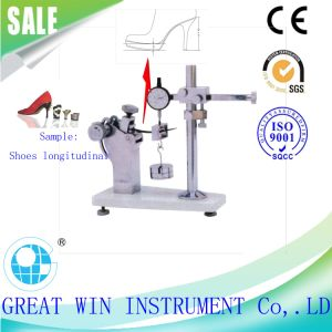 Insole Backpart Stiffness Testing Machine/Tester (GW-045) pictures & photos