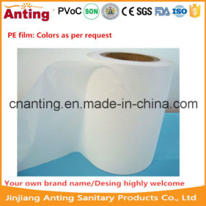 Polyethylene Film for Baby Diaper Production, PE Film pictures & photos