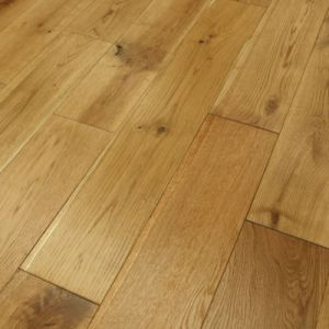 Engineered White Oak Hardwood Flooring pictures & photos