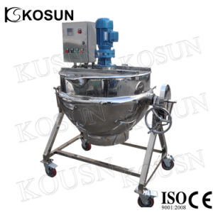 ISO Ce Storage and Mixing Stainless Steel Tank pictures & photos