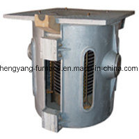 1.5t Cast Stainless Steel Melting Furnace pictures & photos