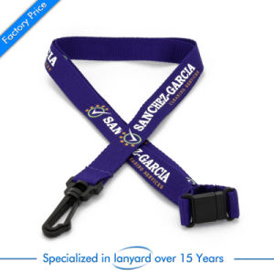 Customized Yo-Yo Badge Printed Lanyard pictures & photos