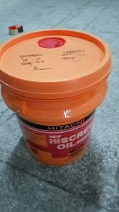 Air Compressor Lubricant Oil Screw Oil 2000 Hitachi Empty Barrel pictures & photos