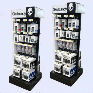 Earphone Cardboard Sidekick Stand, Paper Display Racks for Headphones pictures & photos