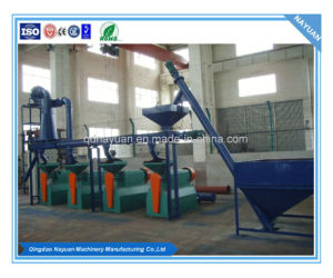 Automatic Waste Tire&Tube Recycling Line for Rubber Powder pictures & photos