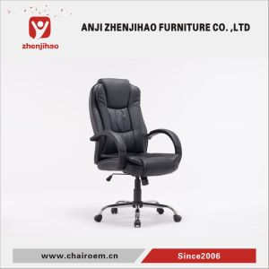 PU Leather Director Medium Back Office Chair pictures & photos