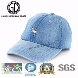 2017 New Fashion Colorful Embroidery Adjustable Baseball Cap Sport Daddy Hat pictures & photos