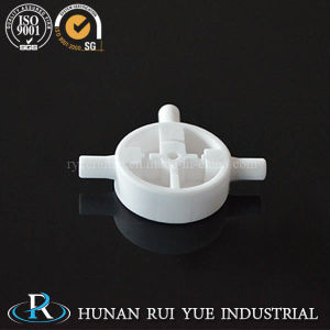 High Temperature Resistance Insulating Ceramic Faucet 95% Alumina Ceramic Valve Disc pictures & photos