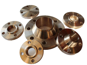 Pipe Fittings of Copper Nickel, C70600, Cu90ni10, Flange, Slip on Flange, Weld Neck Flange pictures & photos