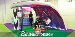 Advertising Inflatable Exhibition Design Booth Canopy Tent pictures & photos
