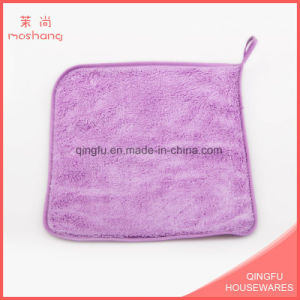 Quality Coral Fleece Hand Towel Facial Towel pictures & photos