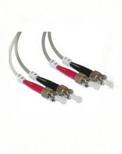 Ce/UL Certificate St to St Multi-Mode Om3 Optical Fiber Jumper pictures & photos