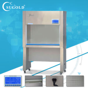 Sugold Sw-Cj-1b Horizontal Single-Single Air Flow Supply Clean Cabinet pictures & photos