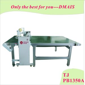 Tj-Pb1350A Automatic Flatbed Laminator for Advertisement pictures & photos