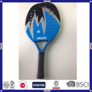 100% Carbon New Design Beach Tennis Racket pictures & photos