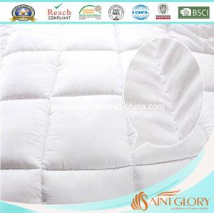 Hot Sale Synthetic Comforter White Synthetic Quilt pictures & photos