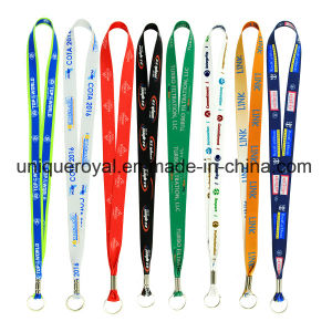 "Full Color Smooth Dye Sublimation Lanyard - 36"" pictures & photos"