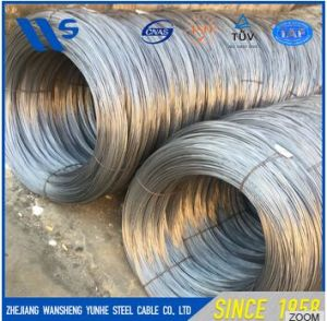 4mm High Tensile High Carbon Spring Steel Wire pictures & photos