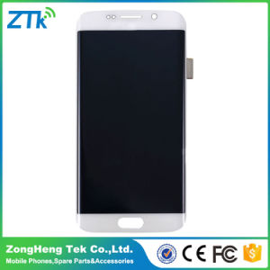 OEM Quality Mobile/Cell Phone LCD Touch Screen Digitizer for Samsung S6 Edge pictures & photos
