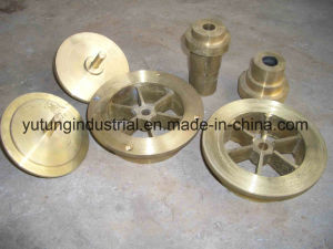 Aluminium Bronze Castings Foundry Process China Company pictures & photos