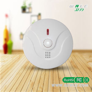 Wale Ceiling Wall Photoelectric Smoke Detector Fire Alarm System (WL-258) pictures & photos