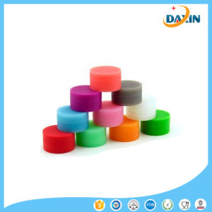 Promotion Silicone Wax Jar/Little Silicone Case for Saving pictures & photos