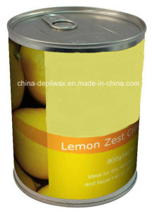 800g Can Soft Depilatory Wax Green Tea Creme Wax pictures & photos