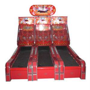 Indoor Playground Kids Arcade Game Fire Bowling pictures & photos