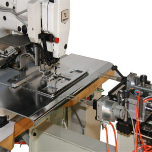 Mattress Border Handle Tacker Machine (CLF3) pictures & photos