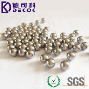 G100 G200 G1000 Wholesale Solid Round Precision Stainless Steel Ball pictures & photos