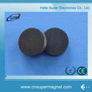 Hard Permanent Y30bh (20*5mm) C8 Disc Ferrite Magnet pictures & photos