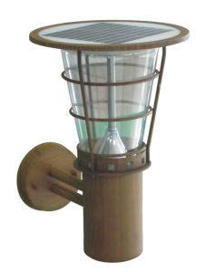 LED Stainless Steel Solar Garden Decking Lights, Solar Fence Light, LED Solar Night Light pictures & photos