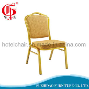 Cheap Fabric Strong Stacking Dining Chairs Wholesale pictures & photos
