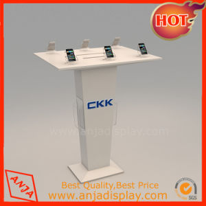 Mobile Phone Display Table Showcase pictures & photos