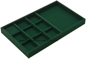 """Jewelry Tray, 2"""" Depth; Felt Lined pictures & photos"""