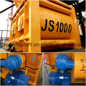 Professional Manufacturer Factory Price Concrete Mixer with Lift pictures & photos